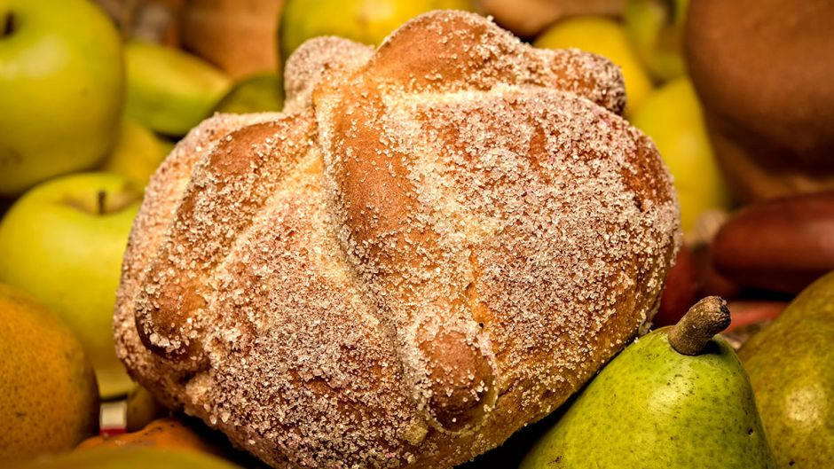 US bakeries where you can find 'pan de muerto'