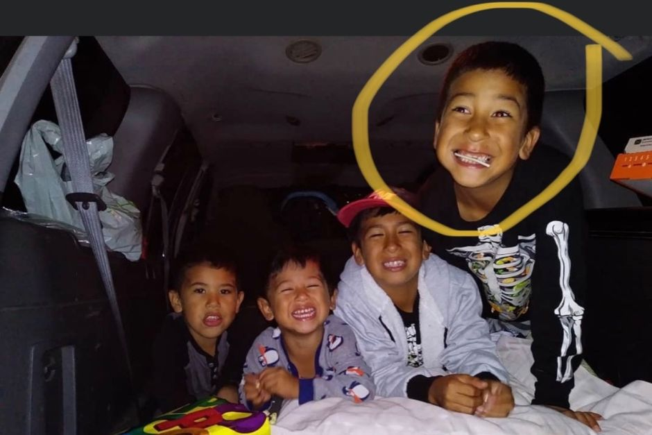 The only child who had survived shooting in San Diego dies