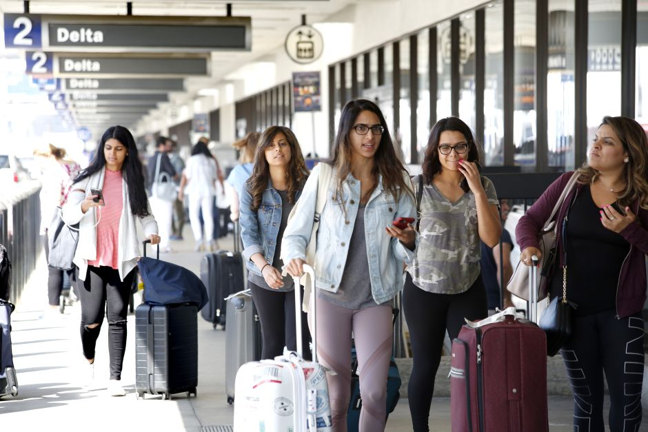 Almost 6 million people are expected at LAX during Christmas and New Year's Eve