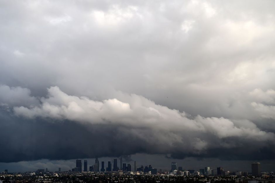 Do you have your umbrella ready? New storm threatens the Los Angeles area