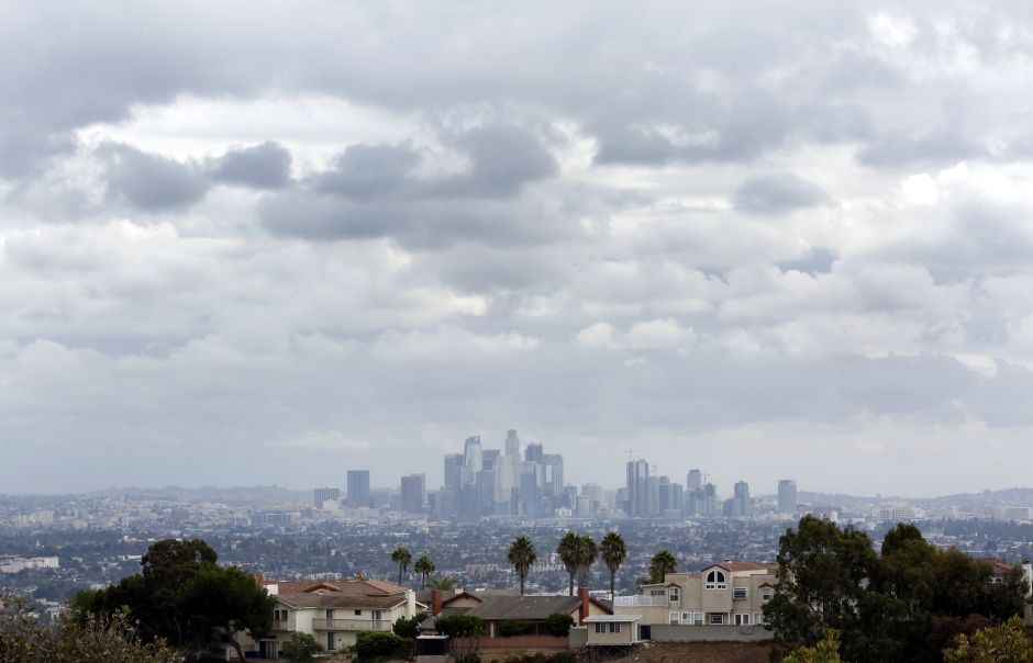 New storm arrives in Southern California on Sunday