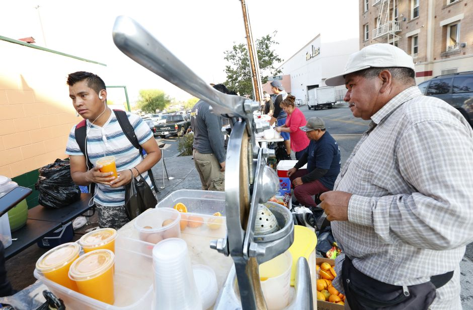 Fund created to financially assist Los Angeles street vendors
