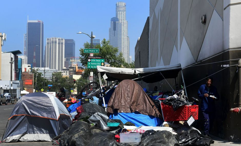 LA County to Build Homeless Shelter