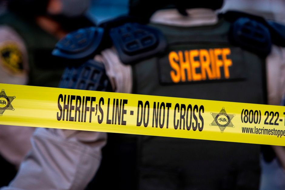 Los Angeles Sheriff: 1 of two sheriffs shot in Compton was discharged